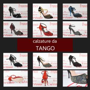 Calzature tango