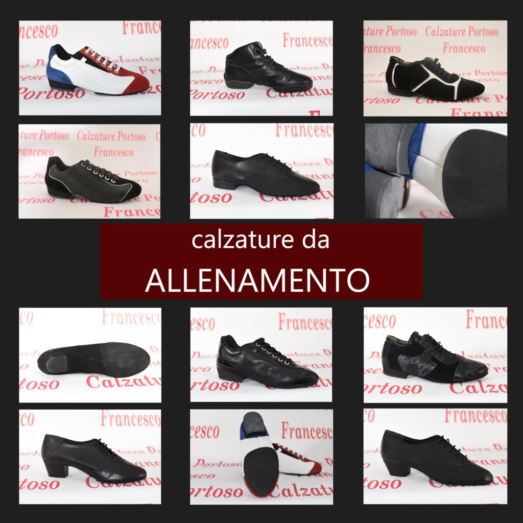 calzature ballo allenamento