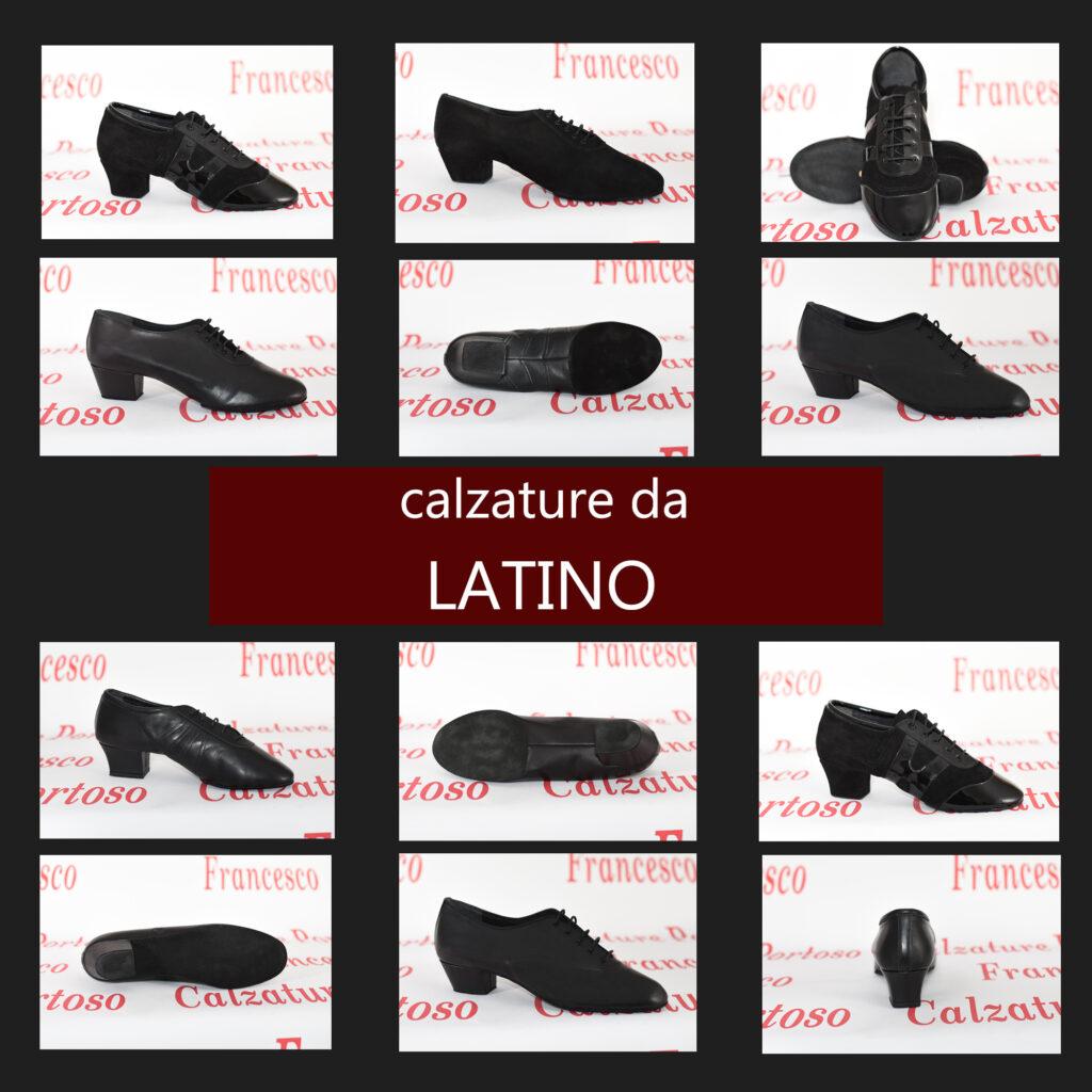 Calzature di ballo latino